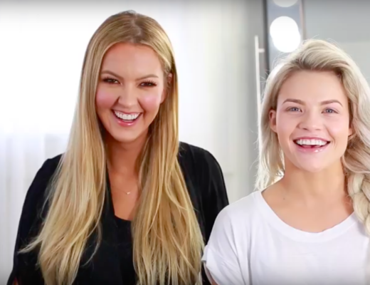 Witney Carson's Natural Everyday Makeup Tutorial With Vivian Johnson