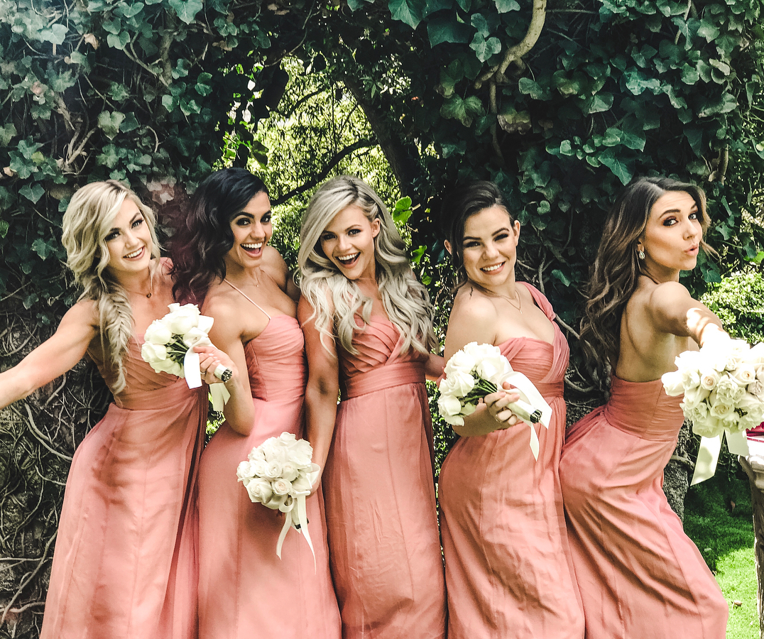 ... new dress and hairstyles. I especially love watching how wedding hair trends have evolved recently, and I wanted to share with you all some of my ...