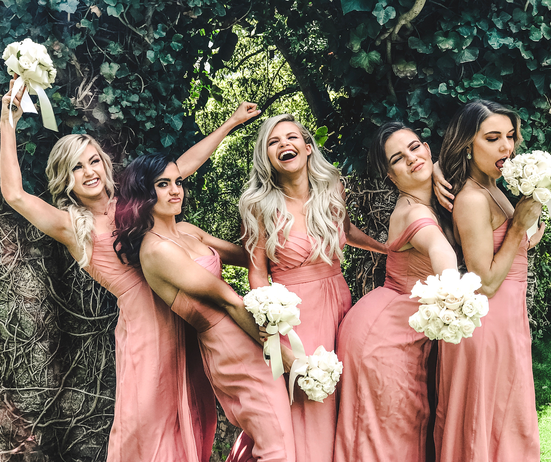 Favorite Spring Wedding Hairstyles Witney Carson